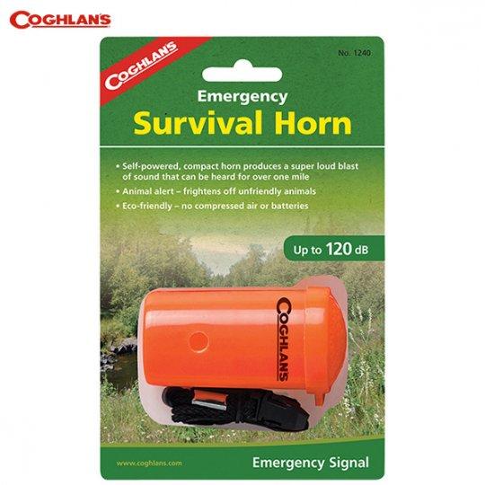 COGHLAN'S | Amergency Survival Horn<br/>コフラン エマージェンシーサバイバルホーン