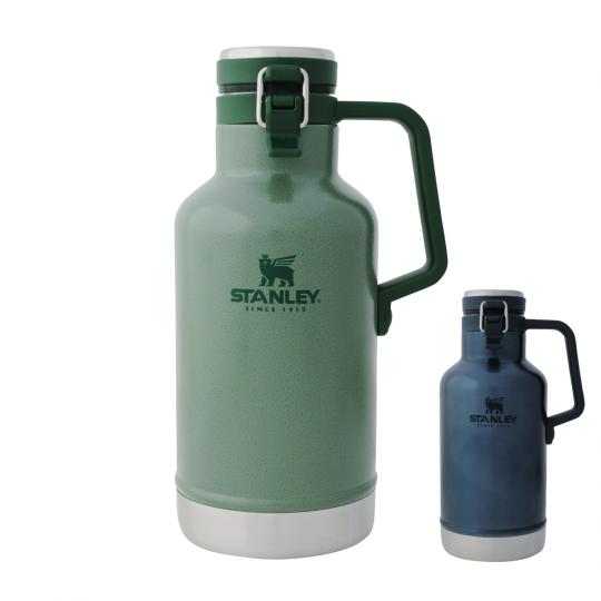 STANLEY | CLASSIC EASY-POUR GROWLER 64 OZ<br/>新ロゴ スタンレー 真空グロウラー 1.9L