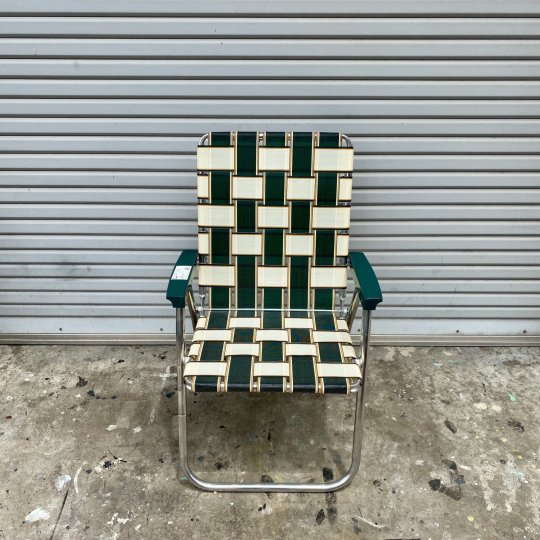 Lawn Chair | Deluxe Chair Charleston<br>ローンチェア デラックスチェア チャールストン