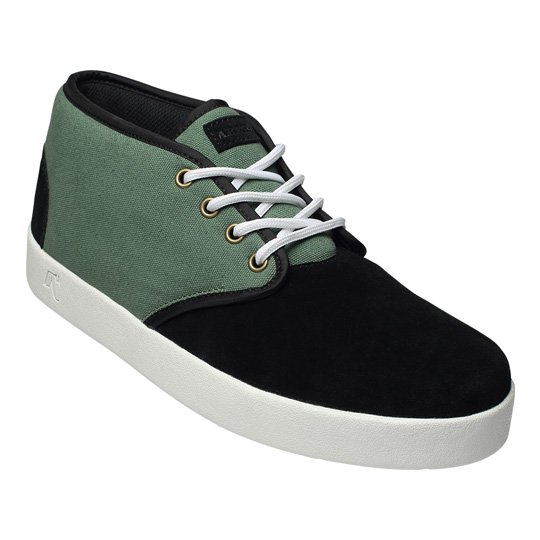 AREth | BULIT Black x Light Green