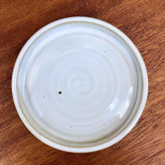 MANOMADE 別注 市野伝市鉢 サクラソウ型 5寸 受け皿