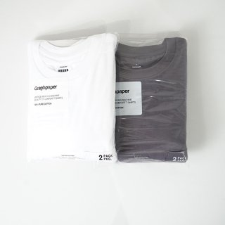 GRAPHPAPER-2-PACK S/S POCKET TEE<img class='new_mark_img2' src='https://img.shop-pro.jp/img/new/icons13.gif' style='border:none;display:inline;margin:0px;padding:0px;width:auto;' />