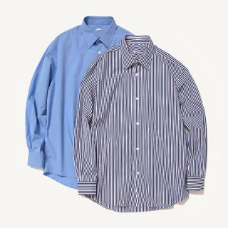 A.PRESSE-Regular Collar Shirt<img class='new_mark_img2' src='https://img.shop-pro.jp/img/new/icons13.gif' style='border:none;display:inline;margin:0px;padding:0px;width:auto;' />