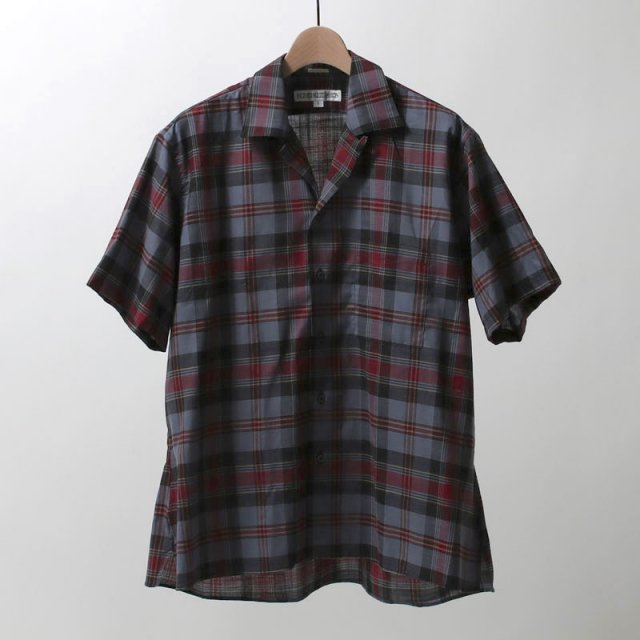 【35%OFF】INDIVIDUALIZED SHIRTS CAMP COLLAR SHORT SLEEVE