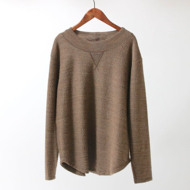 【40%OFF】【R JUBILEE アール ジュビリー】WOOL PULLOVER