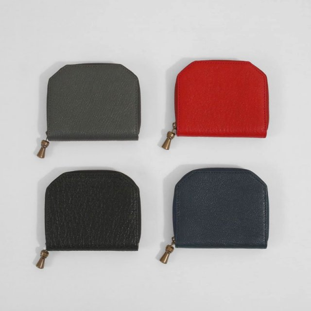 【再入荷!】【POSTALCO】KETTLE ZIPPER WALLET THIN