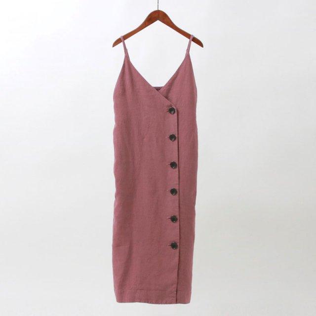 【35%OFF】【R JUBILEE アール ジュビリー】CAMISOLE DRESS DUSTY PNK