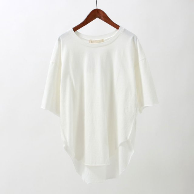 【30%OFF】【R JUBILEE アール ジュビリー】OVER TEE OFF WHT