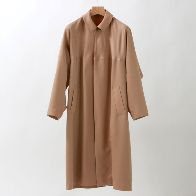 【45%OFF】【Phlannel フランネル】Wool Mohair French Army Coat