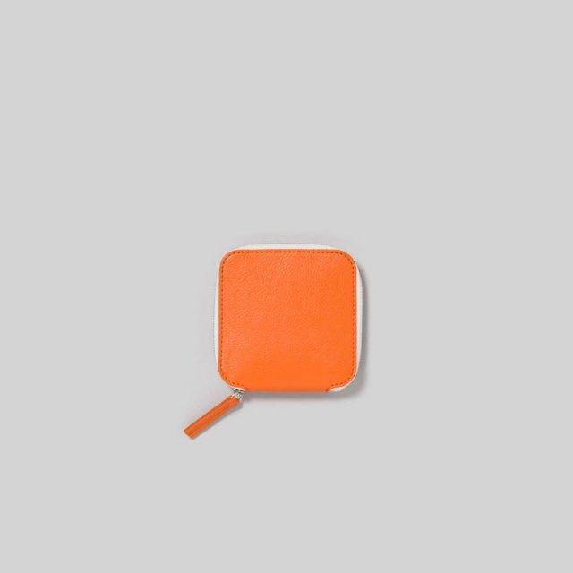 _Fot pouch square ORANGE
