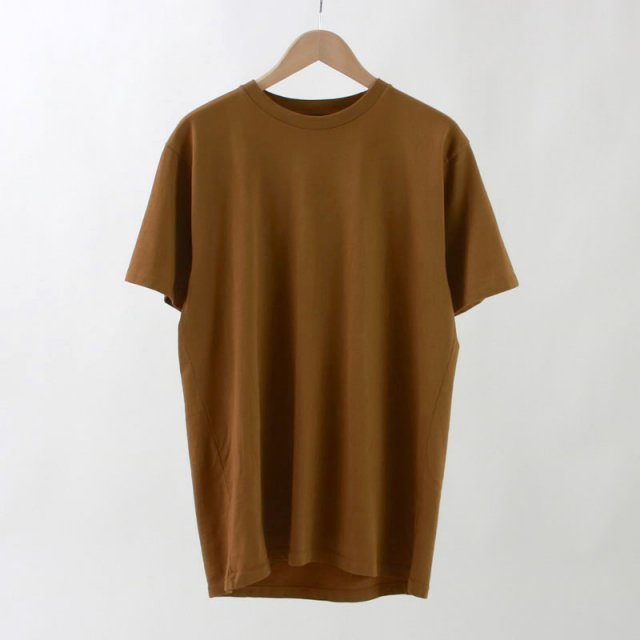 【30%OFF】【LADY WHITE CO. レディ・ホワイト・カンパニー】LITE JERSEY T-SHIRT TOBACCO