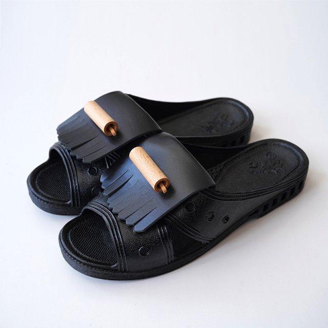 【4/19(月)20:00から販売開始!】【bench ベンチ】BENSAN-D WOOD PIP BY KENJI ITO BLACK / BLACK