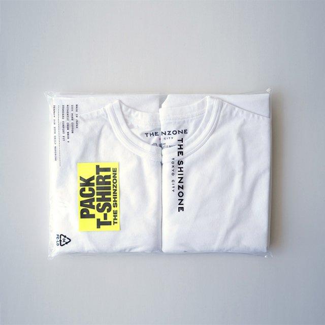 【4月8日再入荷!】【トップス】【THE SHINZONE / ザ シンゾーン】2PAC T-SHIRTS / 2パックTシャツ