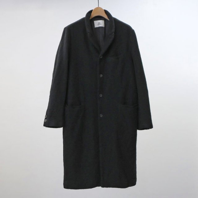 【OUTIL ウティ】MANTEAU TENCE BLACK