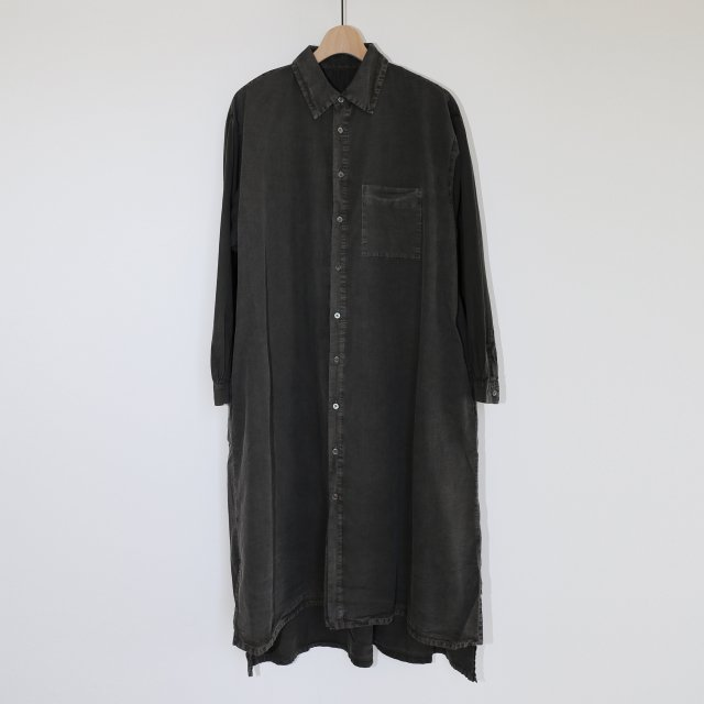 【COSMIC WONDER コズミック ワンダー】BEAUTIFUL ORGANIC COTTON SHIRT DRESS SUMI