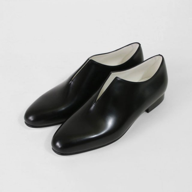 【BEAUTIFUL SHOES】SLIT SHOES BLACK