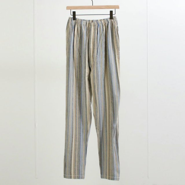 【50%OFF】【SEEALL シーオール】ESSENTIAL ELASTIC PANTS MULTI