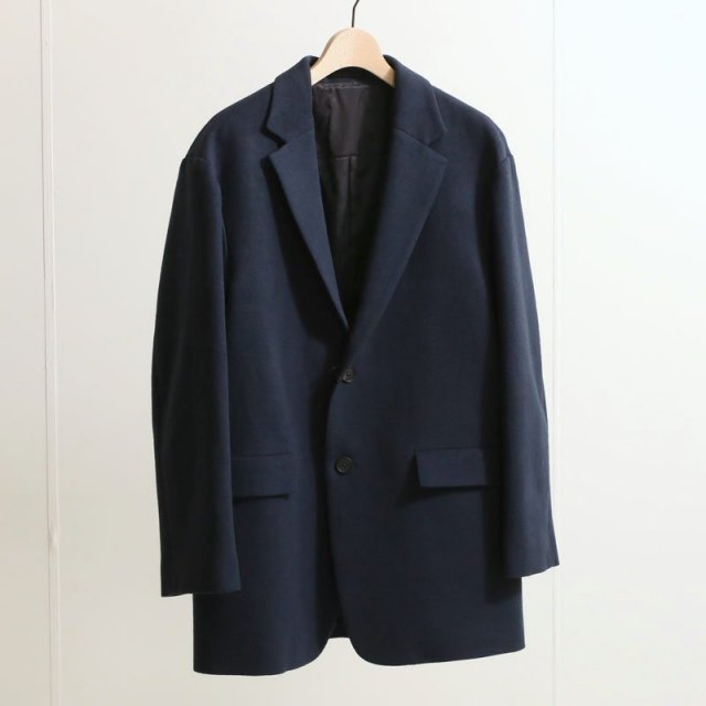 【SLOWBE スローブ】TAILORED JACKET NAVY