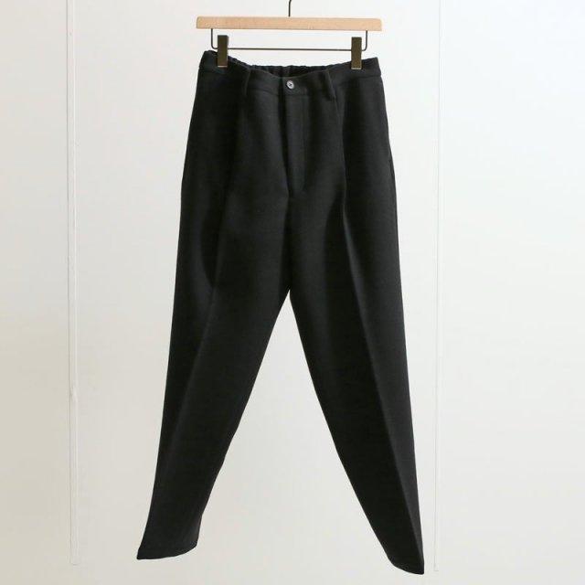 【SLOWBE スローブ】PANTS BLACK