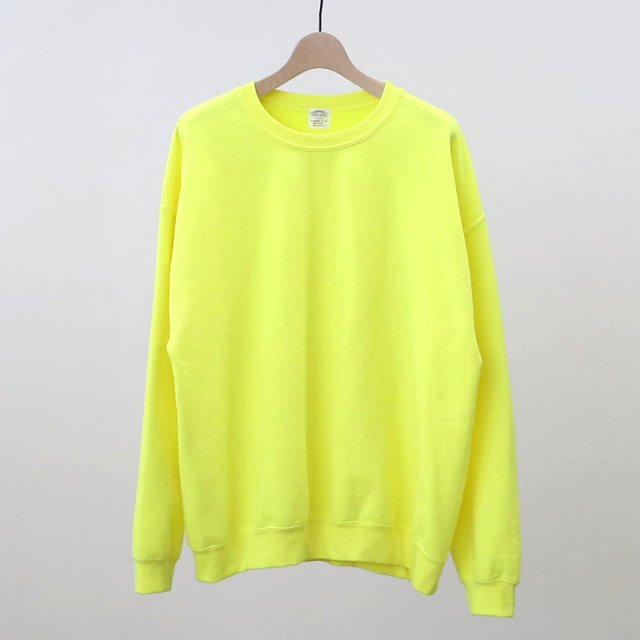 【30%OFF】【TOWNCRAFT タウンクラフト】80'S CREW SWEAT S.GREEN