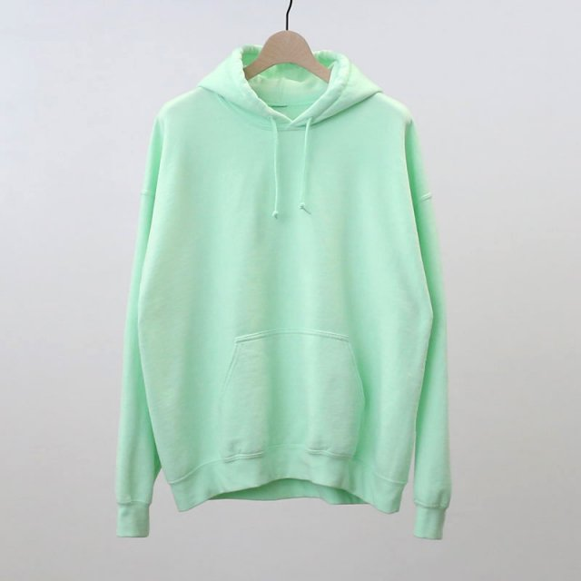 【30%OFF】【TOWNCRAFT タウンクラフト】80'S PULL HOODY M.GREEN