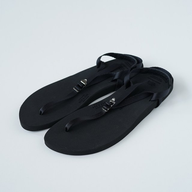 【2021 S/S】【BEAUTIFUL SHOES】BAREFOOT SANDALS(THICK SOLE) BLACK