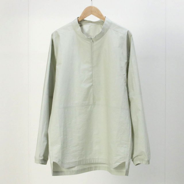 【2021 S/S】【cale カル】Pullover shirt PALE GRAY