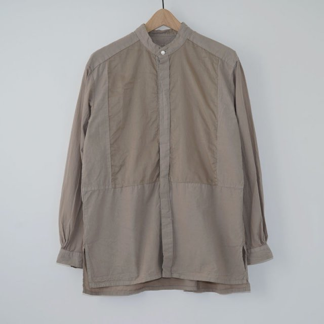 【COSMIC WONDER コズミック ワンダー】Farmer shirt Earthenware