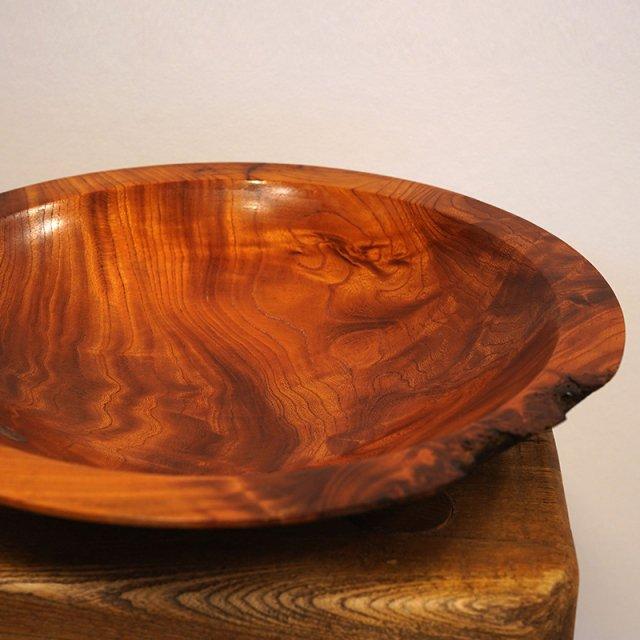 wan half bowl / keyaki / made in gotoislands