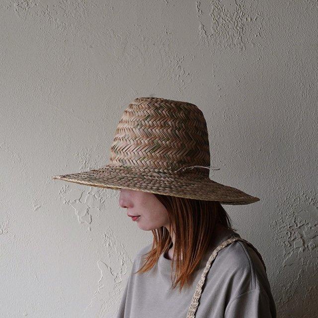 【Magda made マグダメイド】PALMA ADJUSTABLE HAT