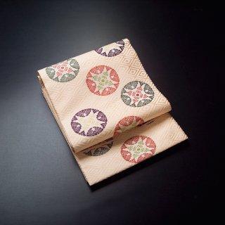 臥蝶の丸(ふせちょうのまる)白茶地