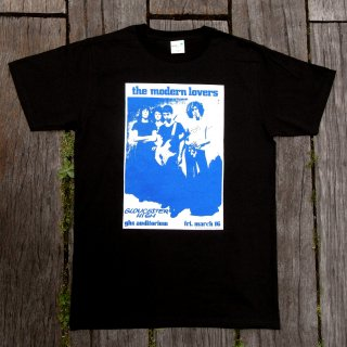 The Modern Lovers オールドポスター Tシャツ<img class='new_mark_img2' src='https://img.shop-pro.jp/img/new/icons5.gif' style='border:none;display:inline;margin:0px;padding:0px;width:auto;' />