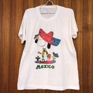 スヌーピー Tシャツ メキシコ デッドストック ヴィンテージ