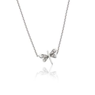 トンボ ダイヤ ネックレスの商品画像