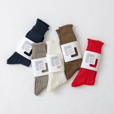 【SOUKI SOCKS】Branch-ブランチ-