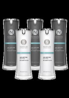 ☆≪販売終了≫Nerium AD ネリウム ナイトクリーム+デイクリーム Night Cream 30ml +Day Cream 30ml セット ネオラ Neora