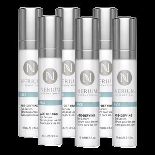 ネリウム エイジディファイングアイセラム6個セット Nerium Age-Defying Eye Serum (6-Pack) ネオラ Neora