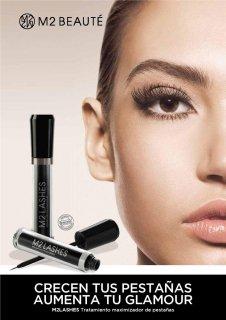 M2LASHES Eyelash Activating Serum 5ML & M2Beaute Gift Box M2ボーテ アイラッシュセラムまつげ美容液