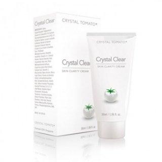 ☆≪販売終了≫Crystal Tomato クリスタルトマト クリスタルクリア美白クリーム Crystal Clear Skin Clarity Cream 30ML/1.06 fl.oz