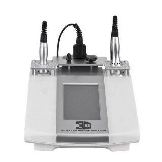 3DモノポーラRF高周波サブマイクロ波ラジオ波トリートメント+コールドセラピー