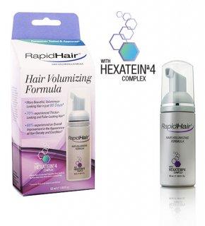 Rapid Lash Rapidhair Volumizing Formula ラピッドラッシュヘア髪の毛ボリューミング美容液育毛剤