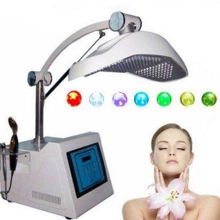 ☆≪販売終了≫プロ業務用強力7色LED+2種レーザーオムニラックス美顔器育毛/増毛対策に