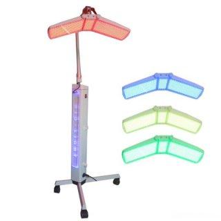 サロン業務用強力LED光美顔器7色コラーゲンマシンスタンド付