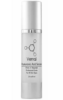 Vernal Skincare Vernal Hyaluronic Acid Serum ヴァ—ナル スキンケア  ヒアルロン酸 アシッドセラム