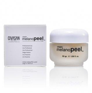 ☆≪販売終了≫シバサン メラノピール(メラノサイト) フィルクリーム 30g(幹細胞入り) Civasan melanopeel cream 30g