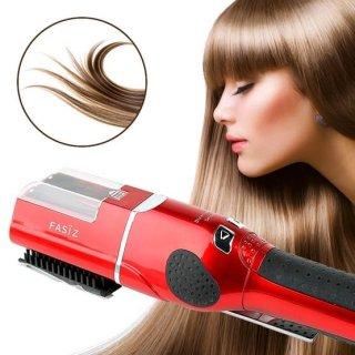 Fasiz CORDLESS Split-Ender PRO Electric Hair Trimmer Doubles【Black】 スプリットエンダ—プロ 自動枝毛切り【カラー:黒】