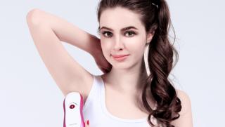 最新型 Silkpro Diode Laser Hair Removal 小型家庭用ダイオードレーザー脱毛器