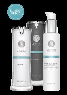 Nerium AD ネリウム ナイトクリーム デイクリーム クレンザーコンボパック Night, Day, Cleanser Combo ネオラ Neora