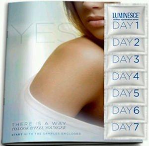 お試し用 LUMINESCE™ SERUM 7 DAY SAMPLE ジュネス ルミネス セルラーセラム7日分
