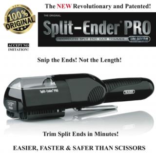 ☆≪販売終了≫Split-Ender Split Ender PRO Cordless Electric Hair Trimmer Doubles スプリットエンダ—プロ 自動枝毛切り